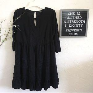 Torrid Boho Lace Dress
